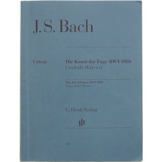 J. S. Bach: Die Kunst der Fuge (Art of Fugue) BWV1080 J.S.バッハ:フーガの技法