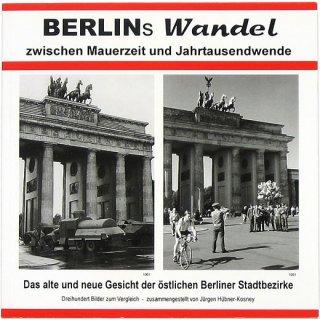 Berlins Wandel zwischen Mauerzeit und Jahrtausendwende ベルリンの変化