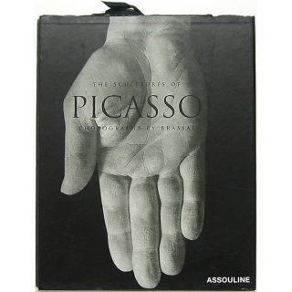 The Sculptures of Picasso: Photographys By Brassai ピカソの彫刻:写真ブラッサイ