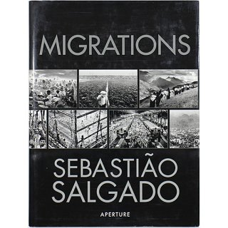 <img class='new_mark_img1' src='https://img.shop-pro.jp/img/new/icons58.gif' style='border:none;display:inline;margin:0px;padding:0px;width:auto;' />Sebastiao Salgado: Migrations: Humanity in Transition セバスチャン・サルガド:移住者たち