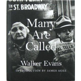 Walker Evans: Many Are Called ウォーカー・エバンス:メニー・アー・コールド