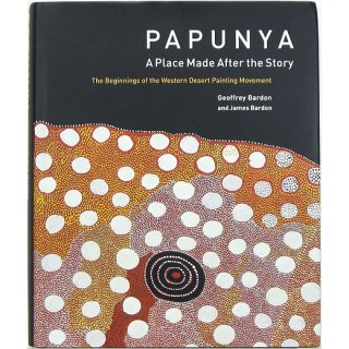 <img class='new_mark_img1' src='https://img.shop-pro.jp/img/new/icons31.gif' style='border:none;display:inline;margin:0px;padding:0px;width:auto;' />Papunya: A Place Made After the Story: the Beginnings of the Western Desert Painting Movement