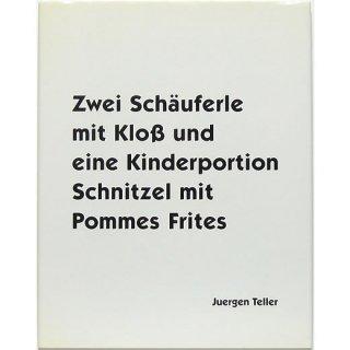 Zwei Schauferle mit Klob und eine Kinderportion Schnitzel mit Pommes Frites