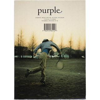 Purple Number 4, Winter '99-'00