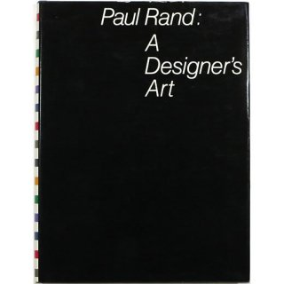 <img class='new_mark_img1' src='//img.shop-pro.jp/img/new/icons58.gif' style='border:none;display:inline;margin:0px;padding:0px;width:auto;' />Paul Rand: A Designer's Art ポール・ランド:A デザイナーズ・アート