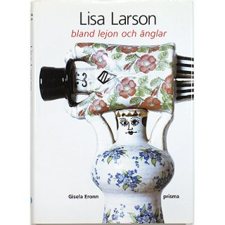 <img class='new_mark_img1' src='https://img.shop-pro.jp/img/new/icons58.gif' style='border:none;display:inline;margin:0px;padding:0px;width:auto;' />Lisa Larson: bland lejon och anglar リサ・ラーソン