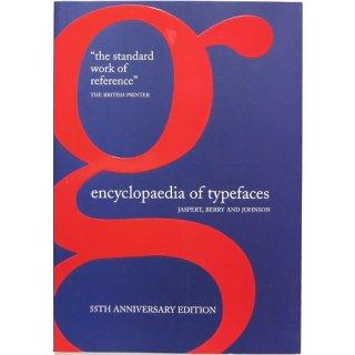 Encyclopaedia of Typefaces 書体の百科事典
