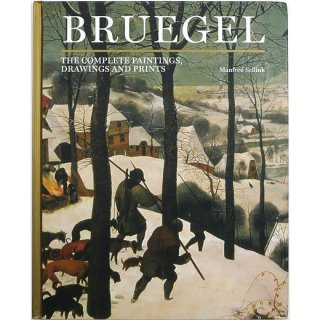 Bruegel: The Complete Paintings, Drawings and Prints ブリューゲル:全画集