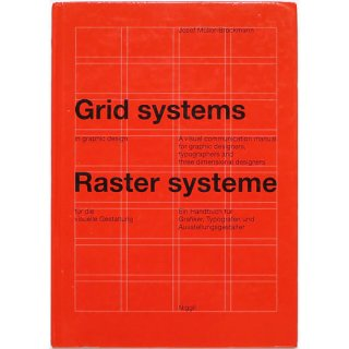 Grid Systems in Graphic Design / Raster Systeme Fur Die Visuele Gestaltung