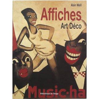 Affiches Art Deco アール・デコのポスター