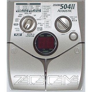 ZOOM 504II Acoustic