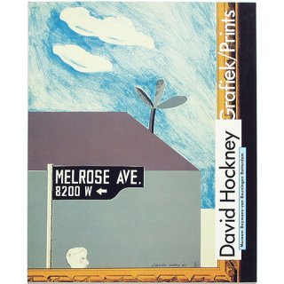 David Hockney: Grafiek/Prints ディヴィッド・ホックニー