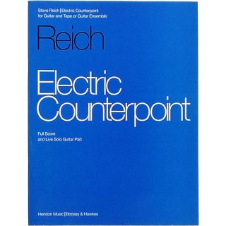 Electric Counterpoint エレクトリック・カウンターポイント
