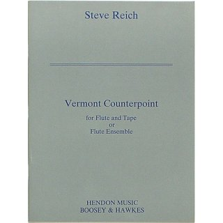 Vermont Counterpoint ヴァーモント・カウンターポイント