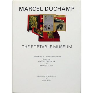 <img class='new_mark_img1' src='https://img.shop-pro.jp/img/new/icons31.gif' style='border:none;display:inline;margin:0px;padding:0px;width:auto;' />Marcel Duchamp: The Portable Museum マルセル・デュシャン:トランクの中の箱