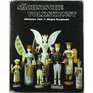 Sachsische Volkskunst サクソンの民芸:ドレスデン民芸博物館コレクションより
