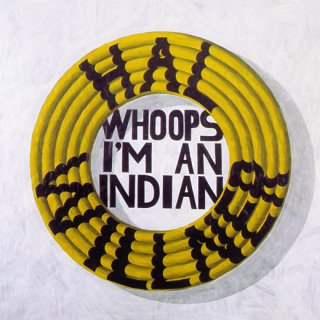 Whoops, I'm an Indian