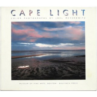 Cape Light: Color Photographs by Joel Meyerowitz ジョエル・マイロウィッツ
