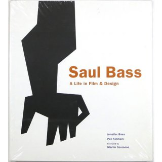 Saul Bass: A Life in Film and Design ソール・バス