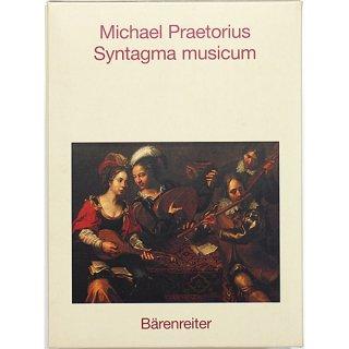 Syntagma Musicum I - III 音楽大全(シンタグマ・ムジクム)全3巻