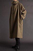 袖つきマント125 カーキグリーン