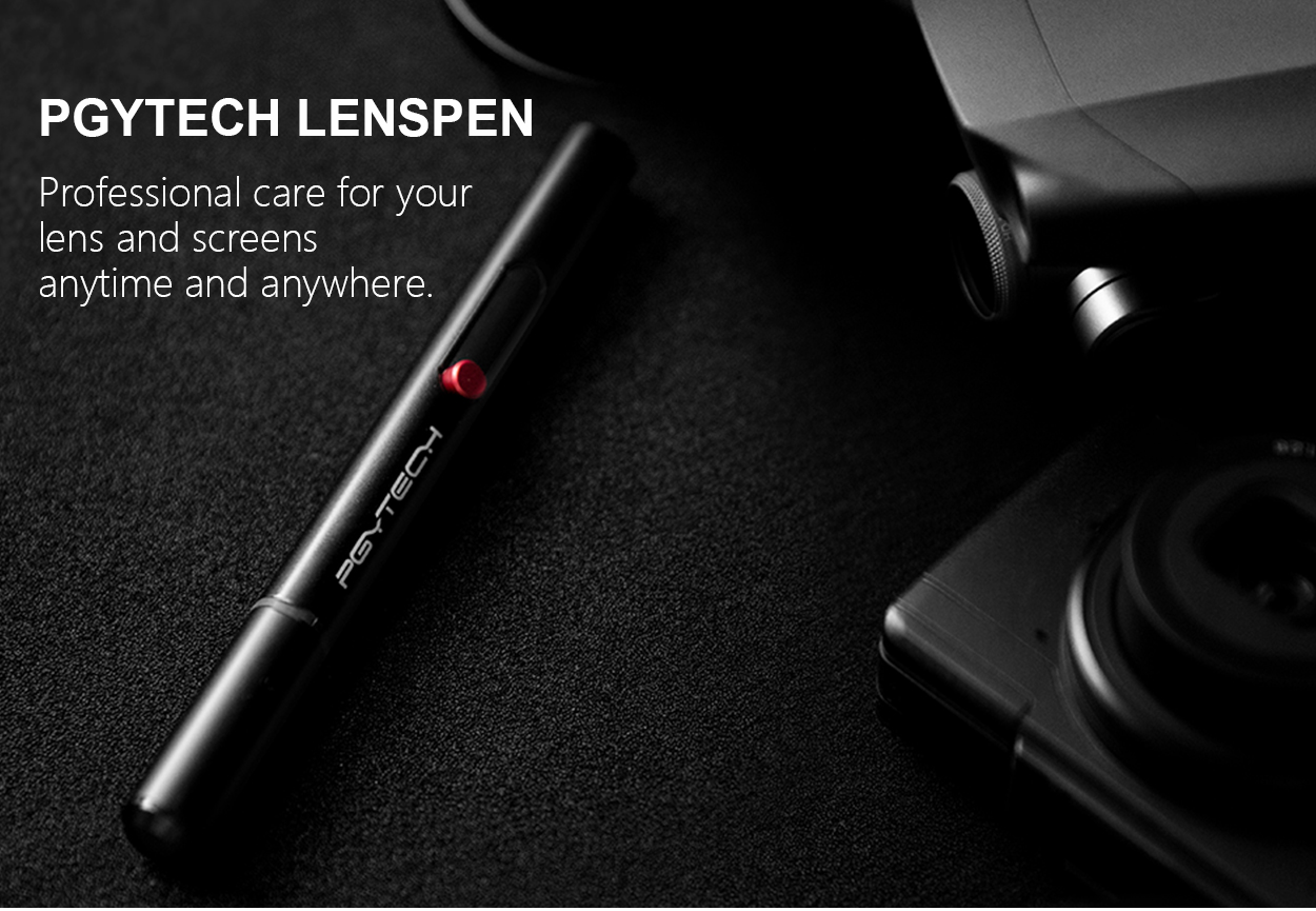 PGYTECH LENSPEN FOR MAVIC 2   Professional care for your lens and screens anytime and anywhere.