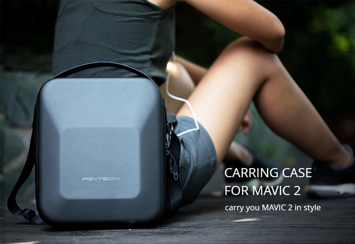 carring case for mavic 2 - carry you MAVIC 2 in style