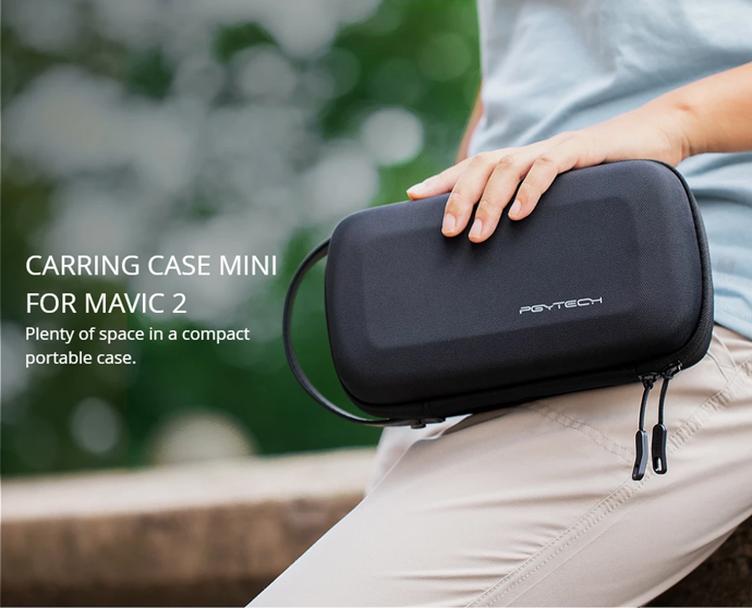 carring case mini for mavic 2 - Plenty of space in a compact portable case.