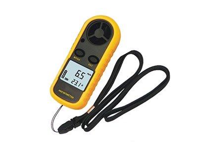 デジタル風速・温度計