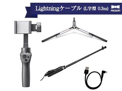 DJI Osmo Mobile 2 三脚セット
