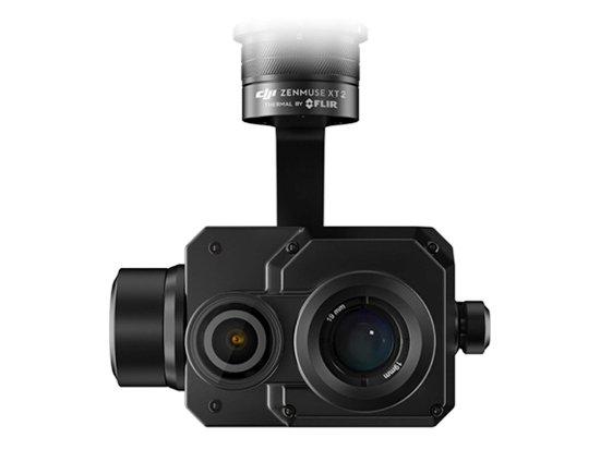 DJI ZenmuseXT2 赤外線カメラ