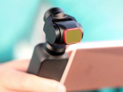 PGYTECH OSMO Pocket用 レンズフィルター(PRO) [UV/ ND/ CPL/ セット各種]