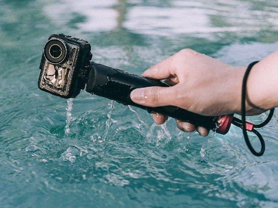 アクションカメラ用 フローティングハンドグリップ