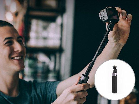 PGYTECH アクションカメラ用 エクステンションポール & ミニ三脚 [DJI Pocket 2/Osmo Action]