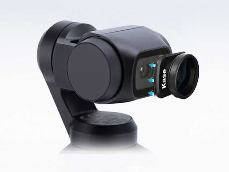 Kase Osmo Pocket用 広角レンズ Pro