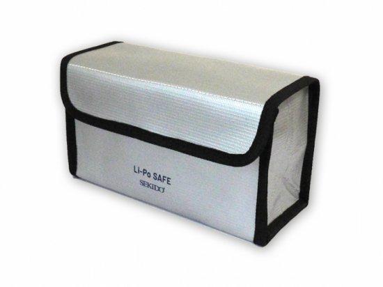 バッテリー安全保管ポーチ L