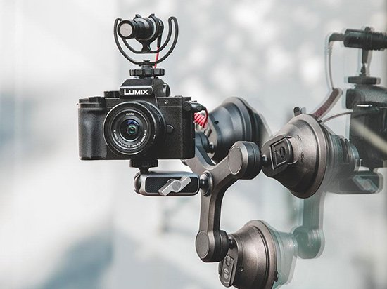 PGYTECH アクションカメラ用 3アーム吸盤式 サクションカップ