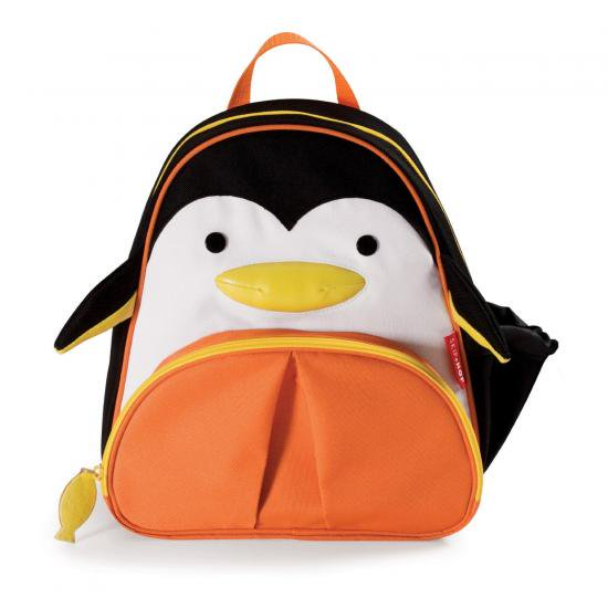 【Skip Hop】 Little Kid Backpack-ペンギン
