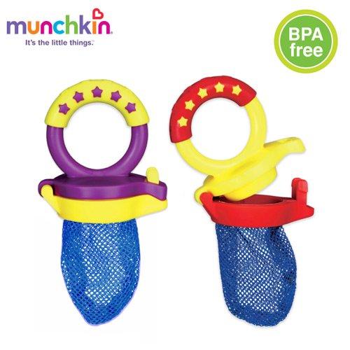 【munchkin】赤ちゃんが自分で食べる フードフィーダー