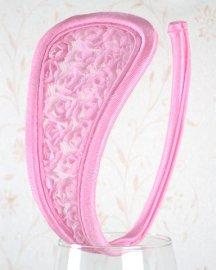 バラがいっぱい Iバック Cストリングショーツ ピンク