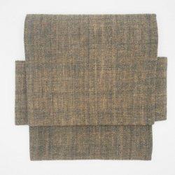 手紬手織草木染 2部式 古木(こぼく)