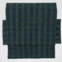手紬手織草木染 2部式 森#2