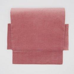 別珍2部式帯 ローズ&ピンク