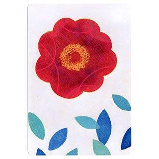 ポストカード【camellia (椿)】*きむらともこ