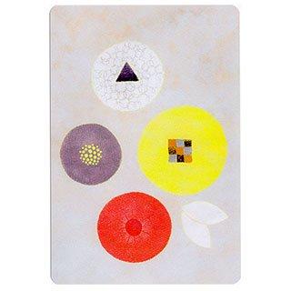 ポストカード【Japanese confectionery (和菓子)】*きむらともこ