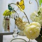 小鳥とエデンのシャンデリア*Luna Antique*