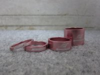 STRAITLINE HEAD SPACER OS PINK