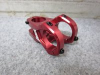 ANVL COMPONENTS SWAGE STEM 50mm×35Φ RED