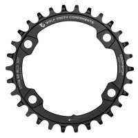 WOLFTOOTH COMPONENTS チェーンリング for SHIMANO 96PCD XT/SLX
