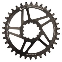 WOLFTOOTH COMPONENTS チェーンリング for SRAM ダイレクト 3mmオフセット